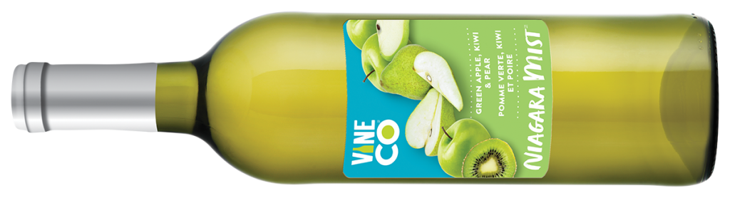 Green Apple Kiwi Pear