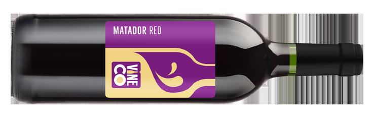 Matador Red - Original Series Wines