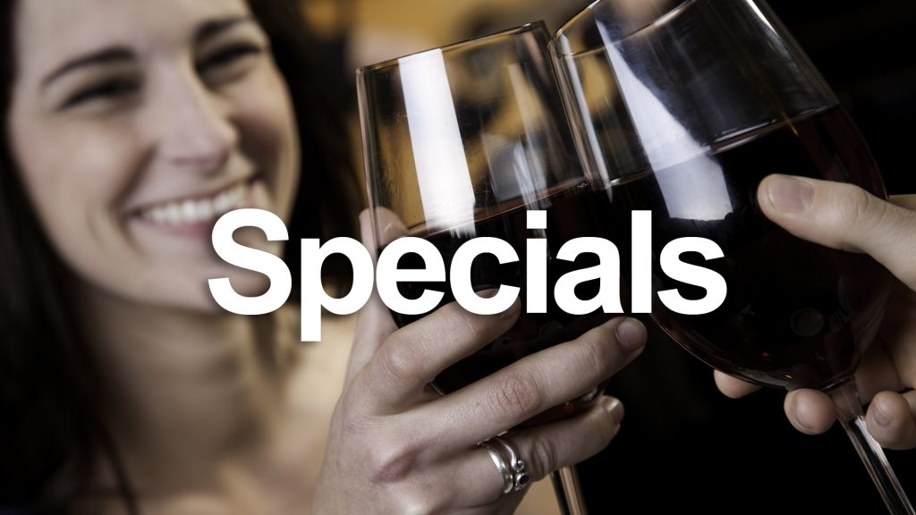 The Wine Cellar Current specials