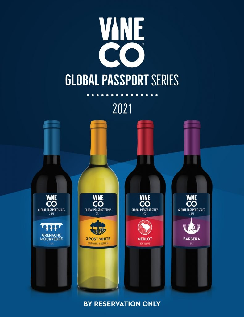 Passport Series Wines