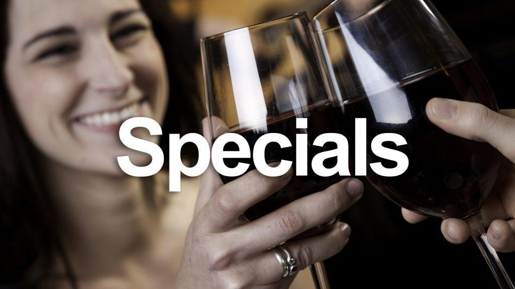 The Wine Cellar Specials