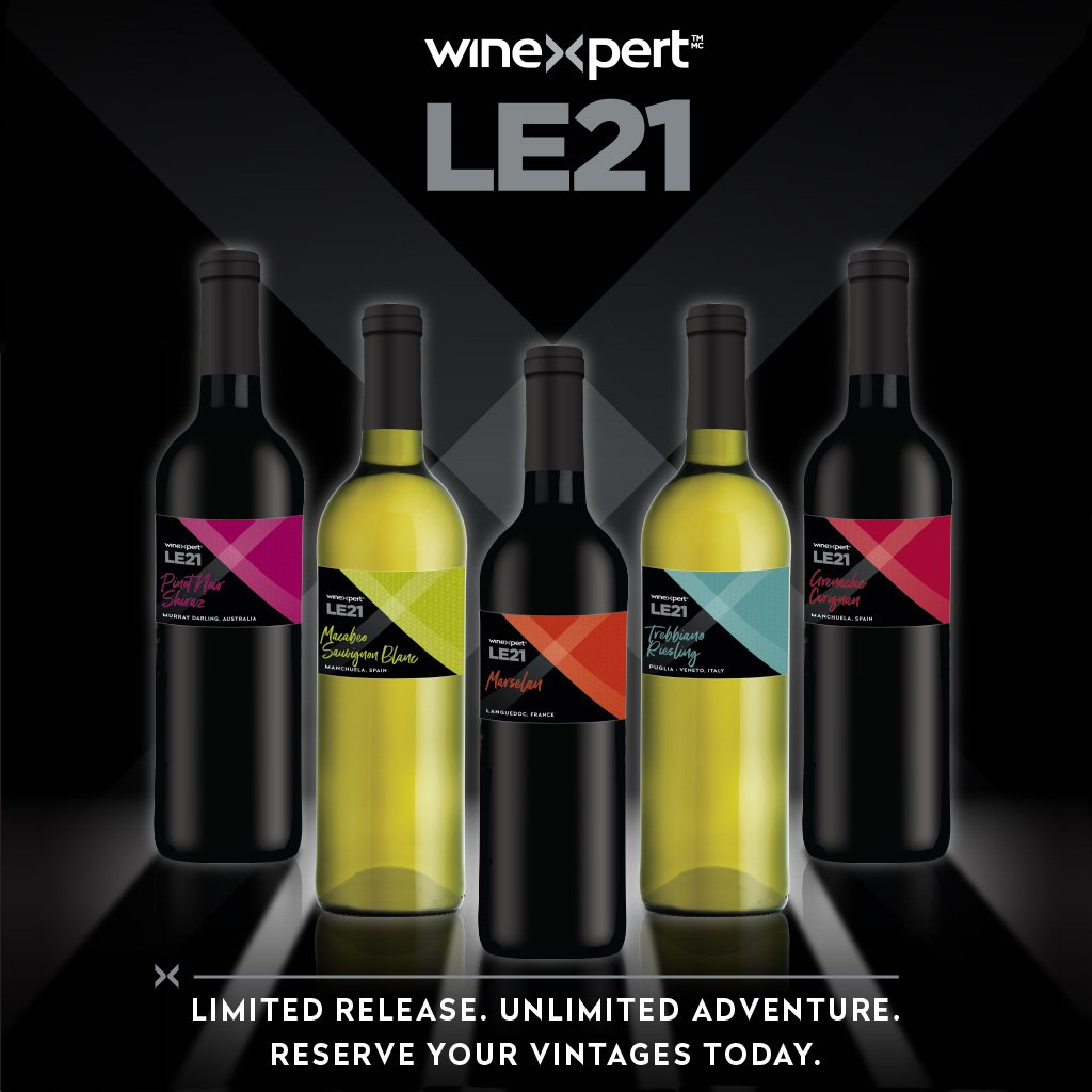 wineXpert Limited Edition 2021